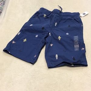 Star Wars GAP shorts